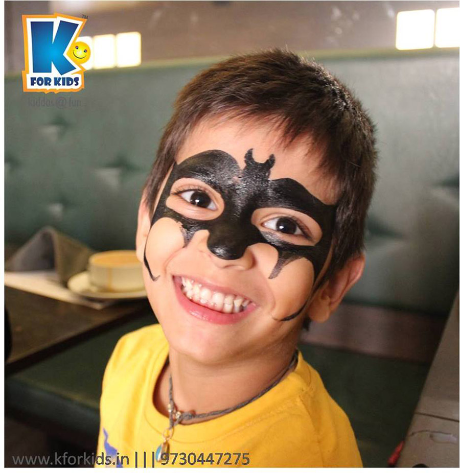 kids party planners in Mumbai